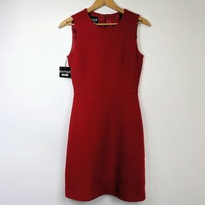 NWT Boutique Moschino virgin wool dress